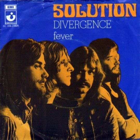 Coverafbeelding Divergence - Solution