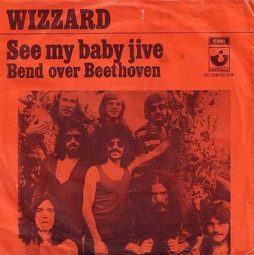 Coverafbeelding See My Baby Jive - Wizzard