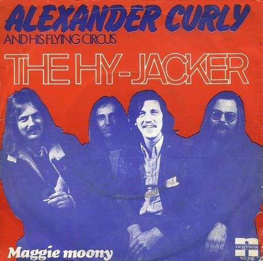 Coverafbeelding The Hy-Jacker - Alexander Curly And His Flying Circus