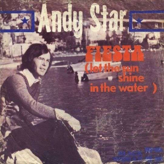 Coverafbeelding Fiesta (Let The Sun Shine In The Water) - Andy Star