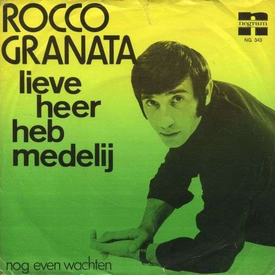 Coverafbeelding Lieve Heer Heb Medelij - Rocco Granata