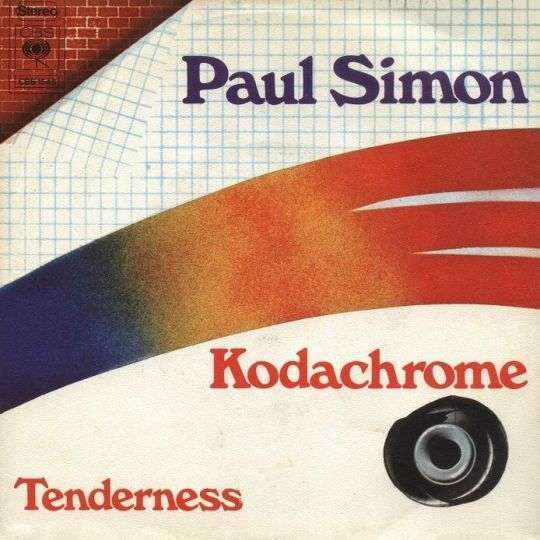Coverafbeelding Kodachrome - Paul Simon