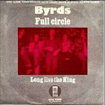 Coverafbeelding Full Circle - Byrds