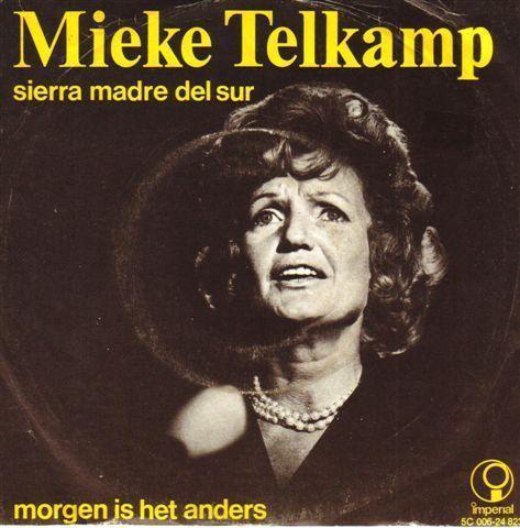 Coverafbeelding Sierra Madre Del Sur - Mieke Telkamp