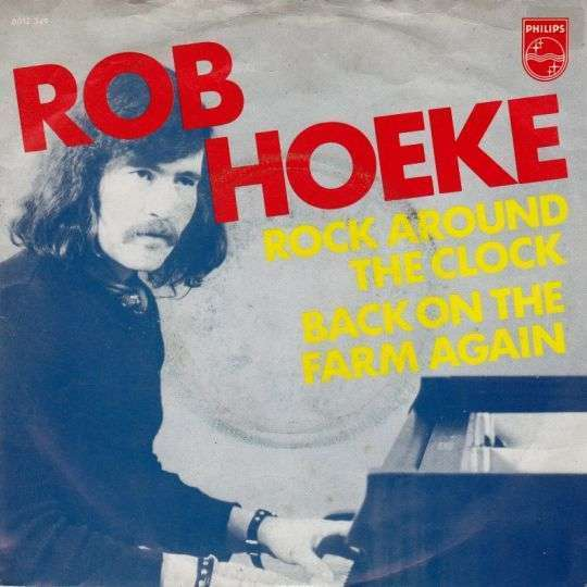 Coverafbeelding Rob Hoeke - Rock Around The Clock