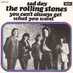 Coverafbeelding Sad Day - The Rolling Stones