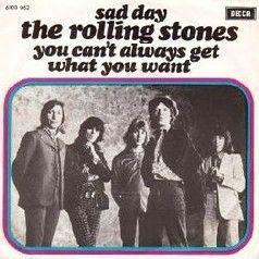 Coverafbeelding The Rolling Stones - Sad Day