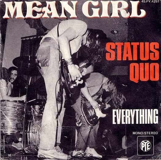 Coverafbeelding Mean Girl - Status Quo