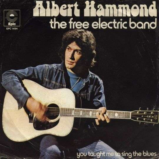 Coverafbeelding The Free Electric Band - Albert Hammond