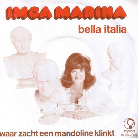 Coverafbeelding Bella Italia - Imca Marina