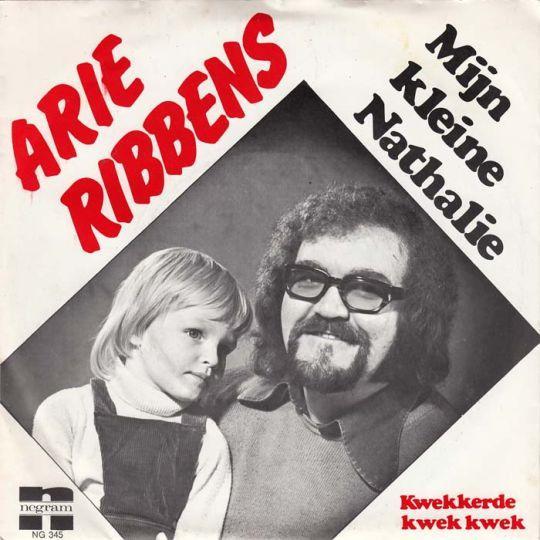 Coverafbeelding Mijn Kleine Nathalie - Arie Ribbens