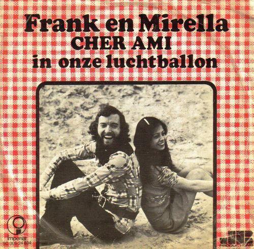 Coverafbeelding Cher Ami - Frank En Mirella