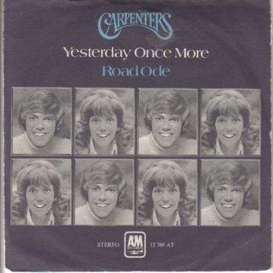 Coverafbeelding Yesterday Once More - Carpenters