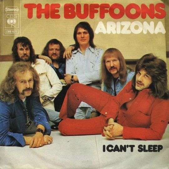 Coverafbeelding Arizona - The Buffoons