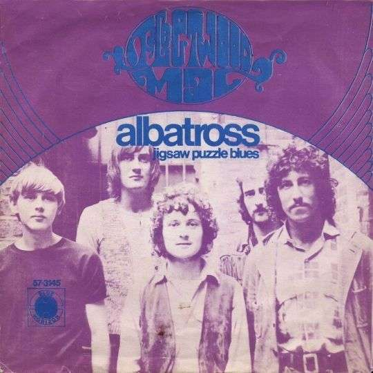 Coverafbeelding Fleetwood Mac - Albatross