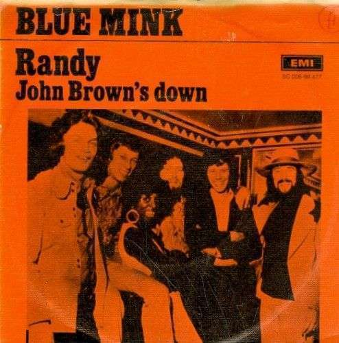 Coverafbeelding Randy - Blue Mink