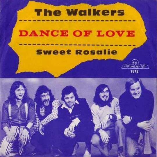 Coverafbeelding The Walkers - Dance Of Love