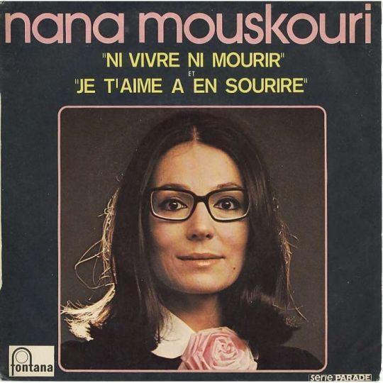Coverafbeelding Ni Vivre Ni Mourir - Nana Mouskouri