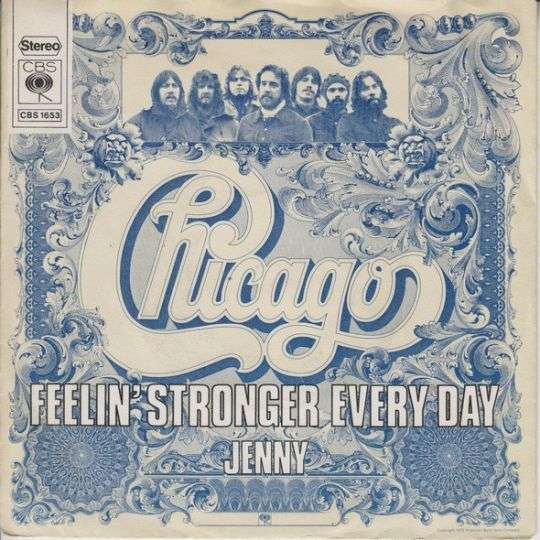 Coverafbeelding Feelin' Stronger Every Day - Chicago