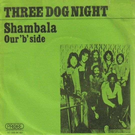 Coverafbeelding Shambala - Three Dog Night