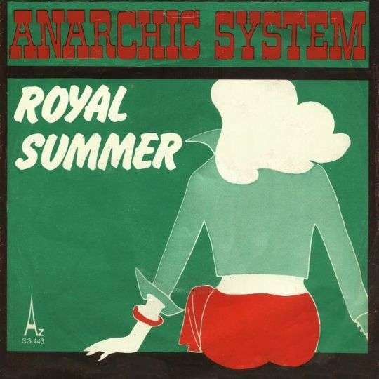Coverafbeelding Royal Summer - Anarchic System