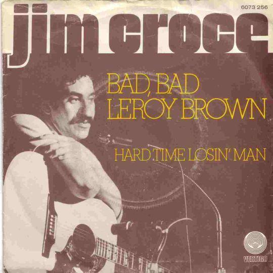 Coverafbeelding Bad, Bad Leroy Brown - Jim Croce