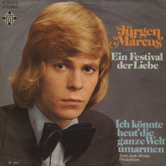 Coverafbeelding Ein Festival Der Liebe - Jürgen Marcus