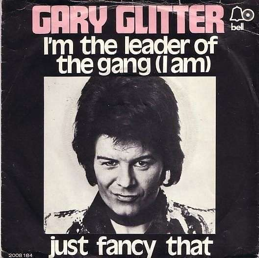 Coverafbeelding I'm The Leader Of The Gang (I Am) - Gary Glitter