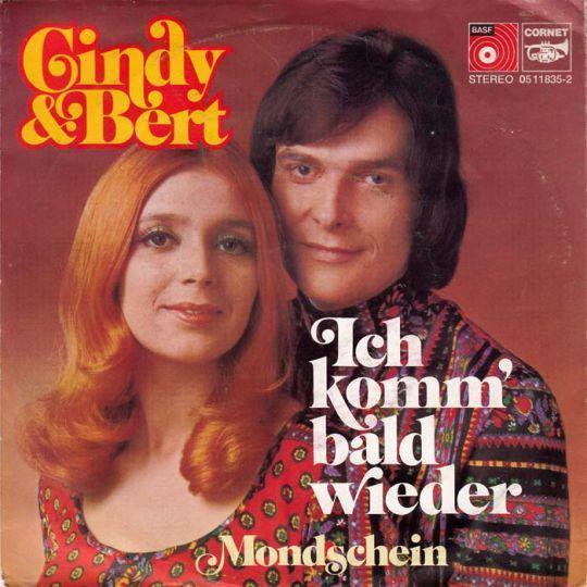 Coverafbeelding Ich Komm' Bald Wieder - Cindy & Bert
