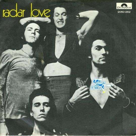 Coverafbeelding Golden Earring - Radar Love