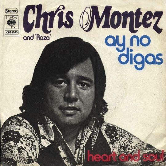 Coverafbeelding Chris Montez and 'Raza' - Ay No Digas