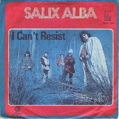 Coverafbeelding Salix Alba - I Can't Resist