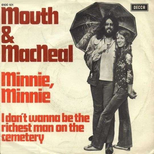 Coverafbeelding Minnie, Minnie - Mouth & Macneal