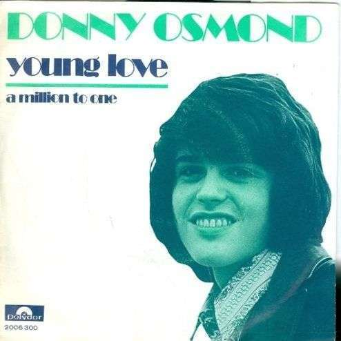 Coverafbeelding Young Love - Donny Osmond