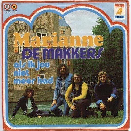 Coverafbeelding Marianne - De Makkers