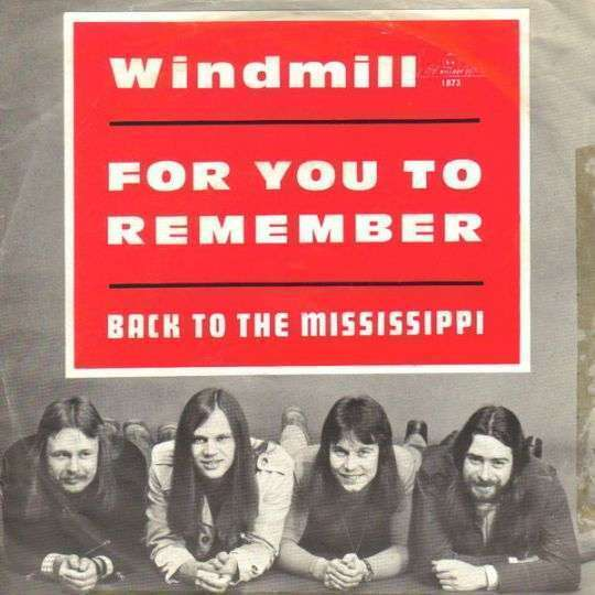 Coverafbeelding For You To Remember - Windmill