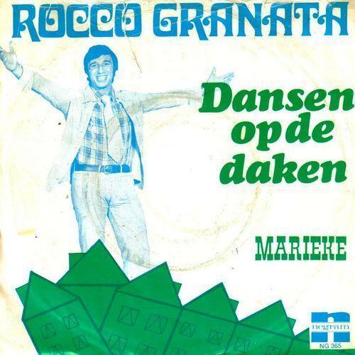 Coverafbeelding Dansen Op De Daken - Rocco Granata