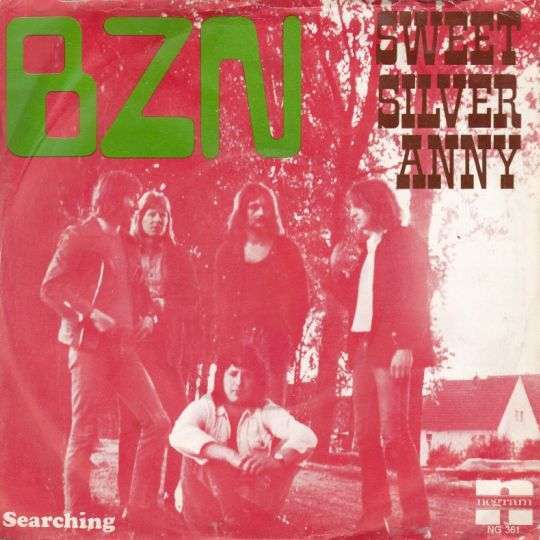 Coverafbeelding Sweet Silver Anny - Bzn