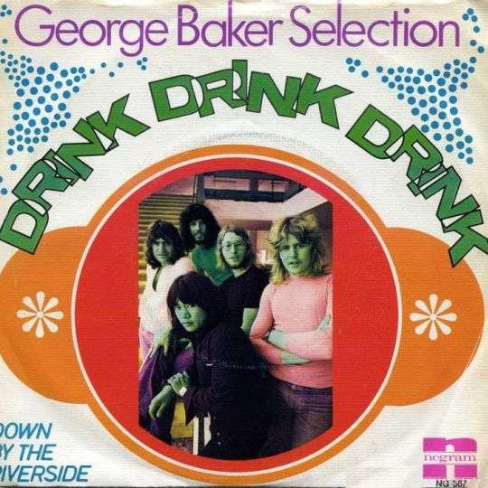 Coverafbeelding Drink Drink Drink - George Baker Selection