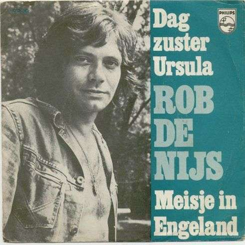 Coverafbeelding Dag Zuster Ursula - Rob De Nijs