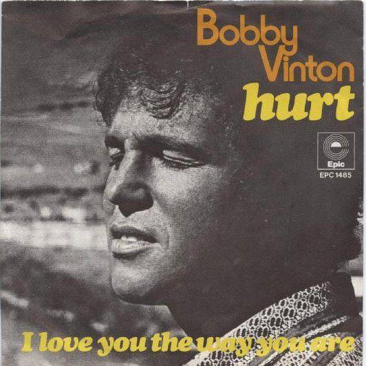 Coverafbeelding Hurt - Bobby Vinton