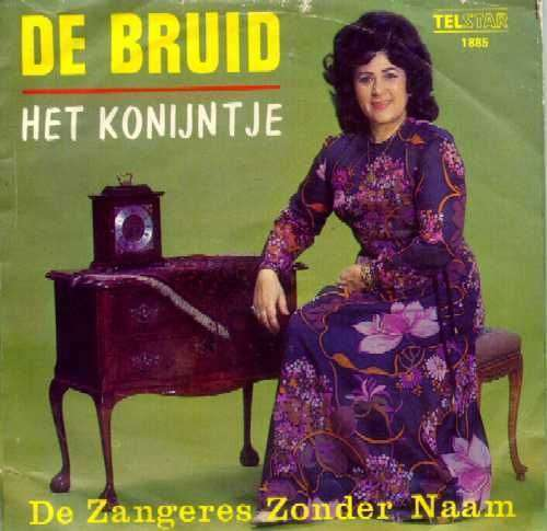 Coverafbeelding De Bruid - De Zangeres Zonder Naam