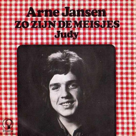 Coverafbeelding Zo Zijn De Meisjes - Arne Jansen