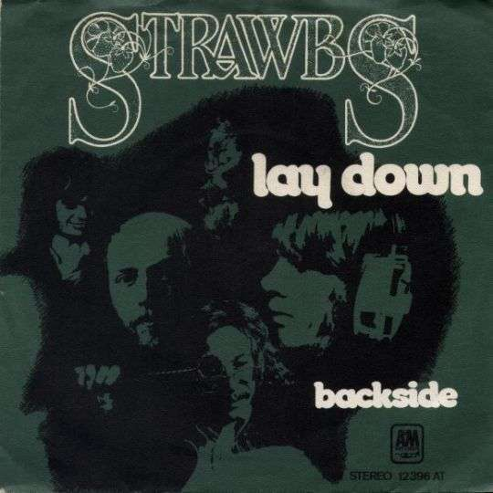 Coverafbeelding Lay Down - Strawbs