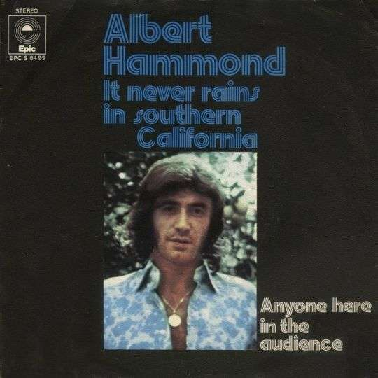 Coverafbeelding It Never Rains In Southern California - Albert Hammond