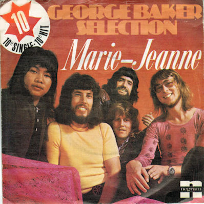 Coverafbeelding Marie-Jeanne - George Baker Selection