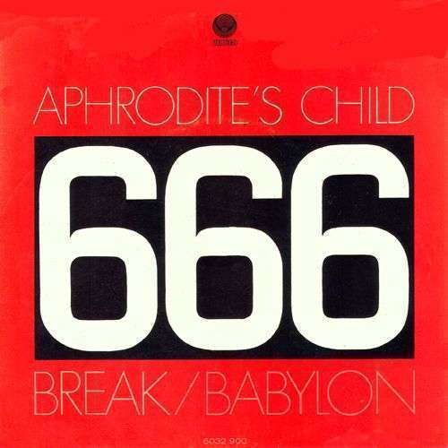 Coverafbeelding Break - Aphrodite's Child