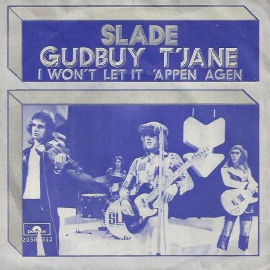 Coverafbeelding Gudbuy T'jane - Slade