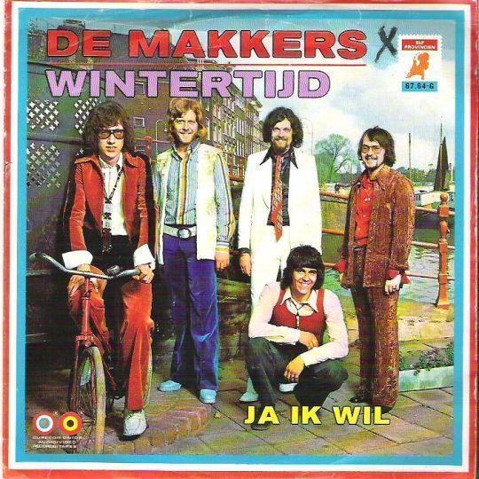 Coverafbeelding Wintertijd - De Makkers