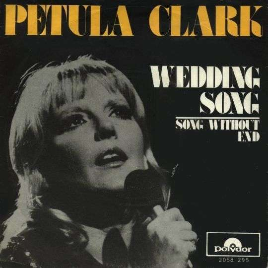 Coverafbeelding Wedding Song - Petula Clark
